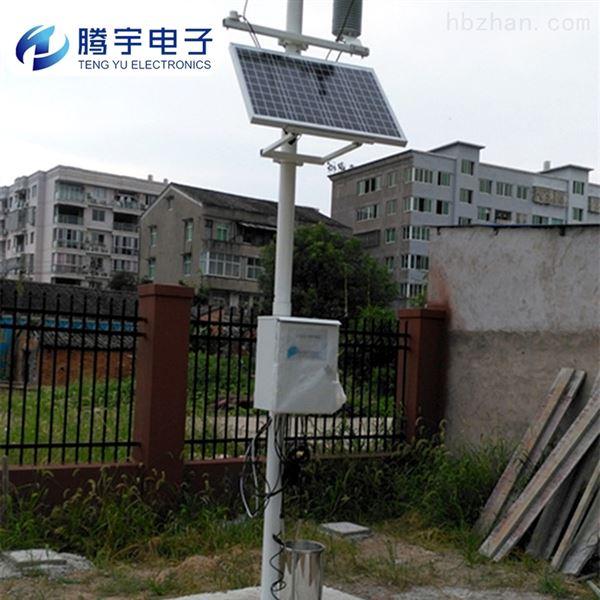 科普校園自動觀測站 氣象儀器