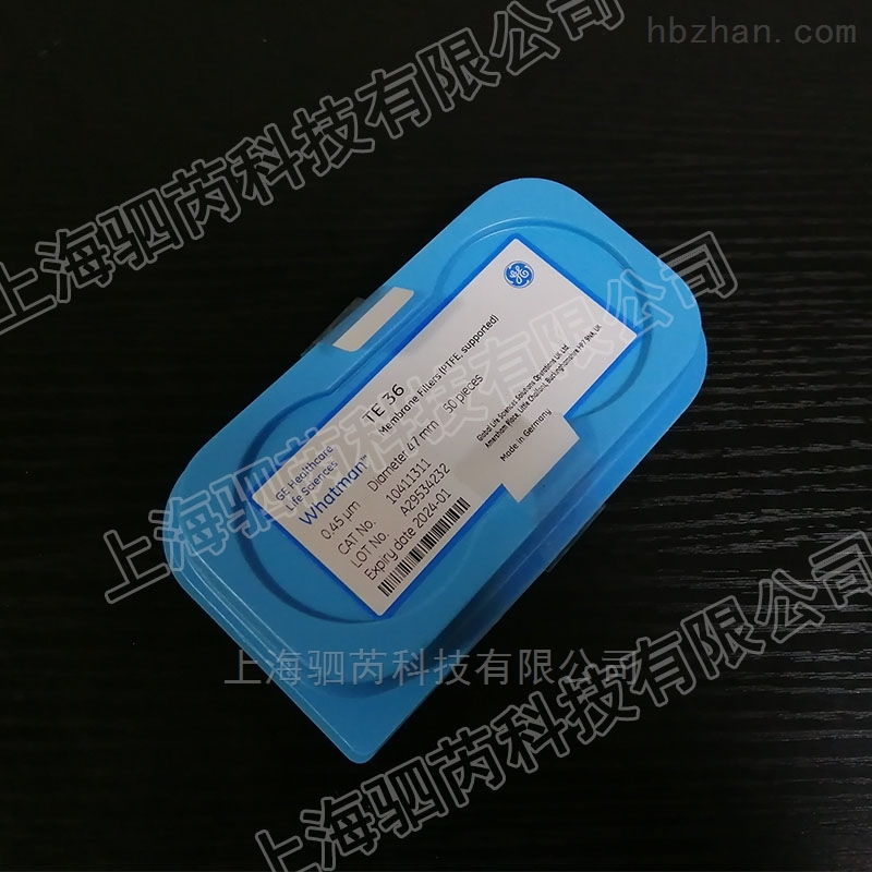 英国Whatman Teflon(PTFE)聚四氟乙烯膜 TE36 0.45um 47MM