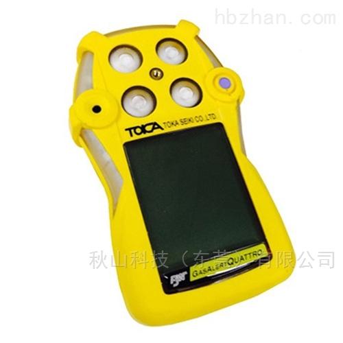 日本toka多种气体检测仪Quattro