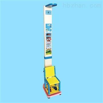 HW-700E儿童体检测坐高身高体重测量仪