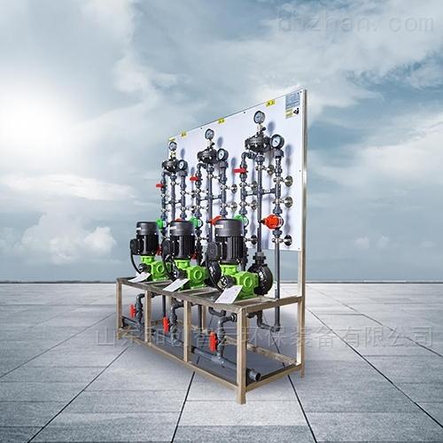 一体化溶解干粉投加装置_全自动加药装置