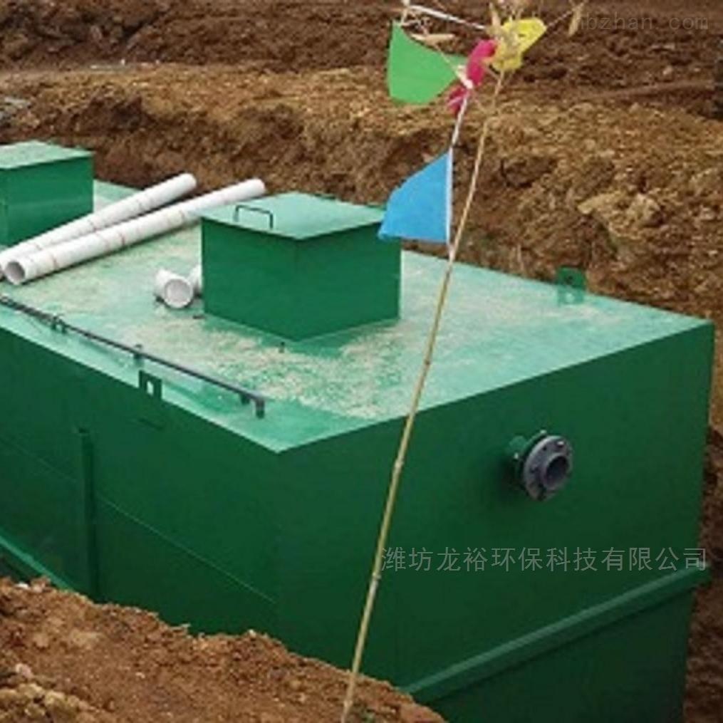 南昌市豆腐加工污水处理装置