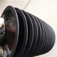 无骨架缝合式油缸保护套行程大压缩小