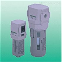 W4000-15-W-FT8CKD油霧過濾器流量特性M4000-15-W-S