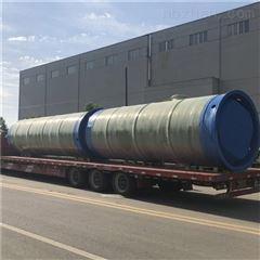 城市地下水雨水收集 一体化预制泵站