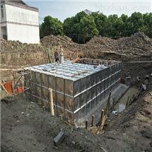 GRP润平供水 小区住宅用水设备 不锈钢水箱