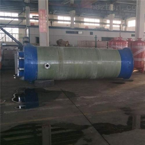 润平供水 生活污水输送 一体化预制泵站