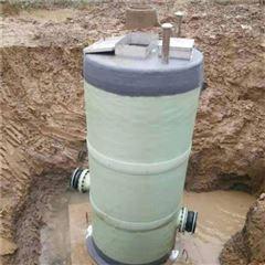 生活污水管排污除臭 一体化预制泵站