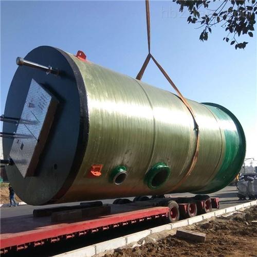 城市农田污水处理 一体化预制泵站
