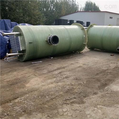 污水工艺处理法 一体化预制泵站