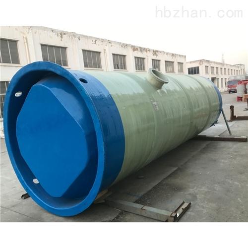 润平供水 地下雨水收集 一体化预制泵站