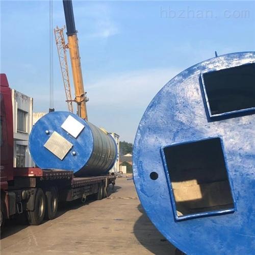 润平供水 海绵城市建设 一体化预制泵站