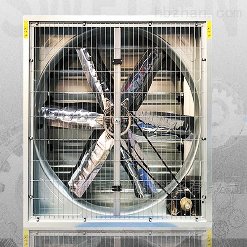 镀锌板风机湿帘-负压风机-湿帘风机