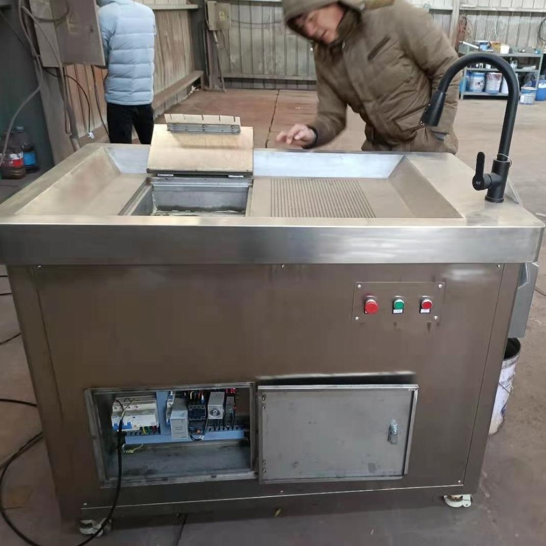 餐厨垃圾处理机应用