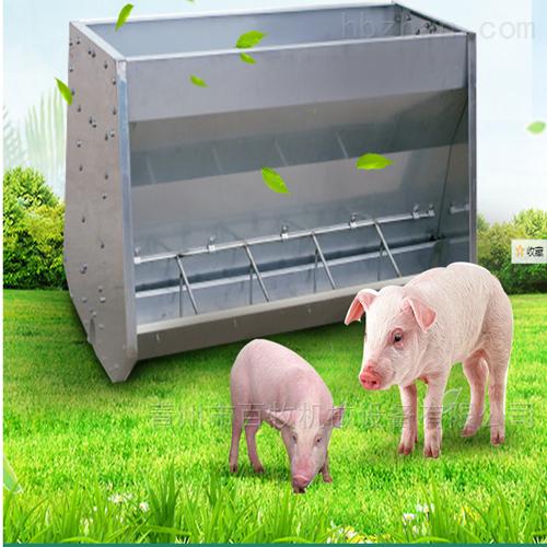 养猪不锈钢猪食槽厂家