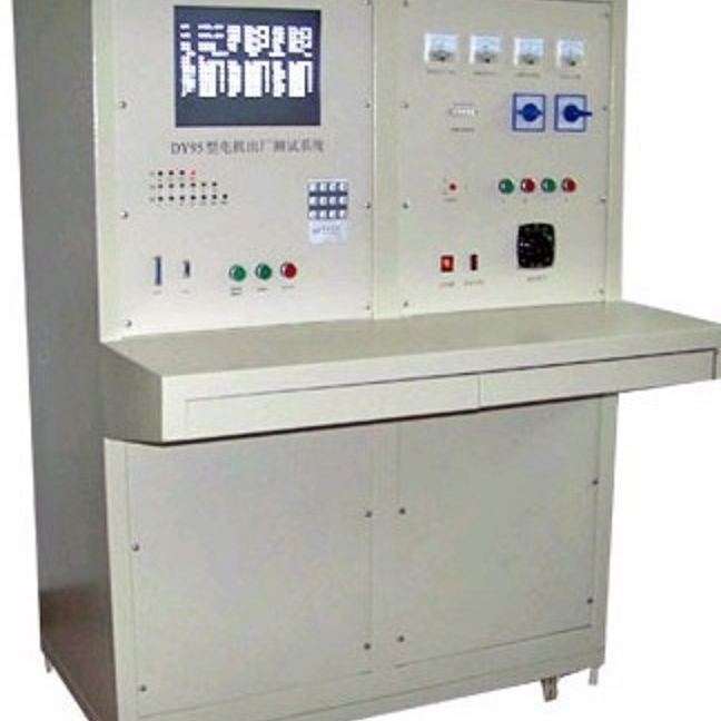 电机出厂测试系统转子断条仪