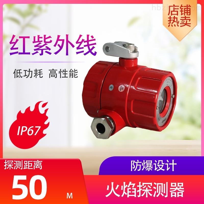 防爆型火焰探测器报警装置