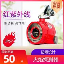 防爆型天然气火焰探测器 非接触式探测
