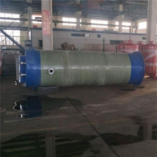 城市乡村污水环保处理 一体化预制泵站