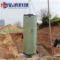 上海一体化雨水泵站厂家 市政工程