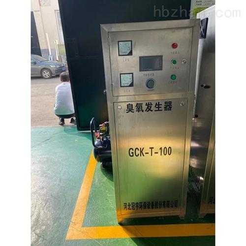 食品厂空间臭氧发生器