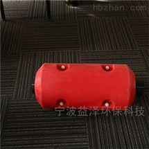 国标110mm110mm夹电缆线浮筒
