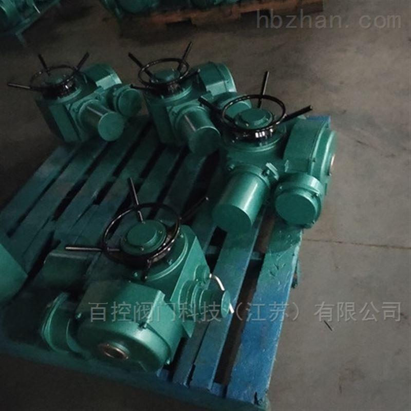 DZW多回转系列阀门电动装置 普通型阀门优势