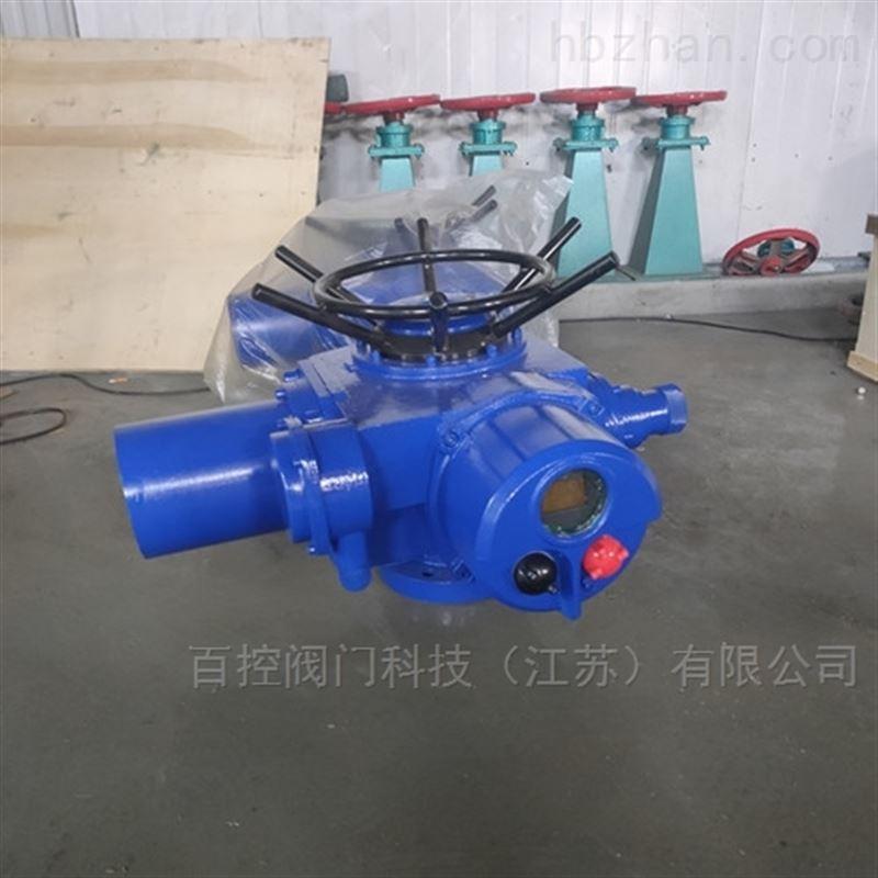 DZW多回转系列阀门电动装置