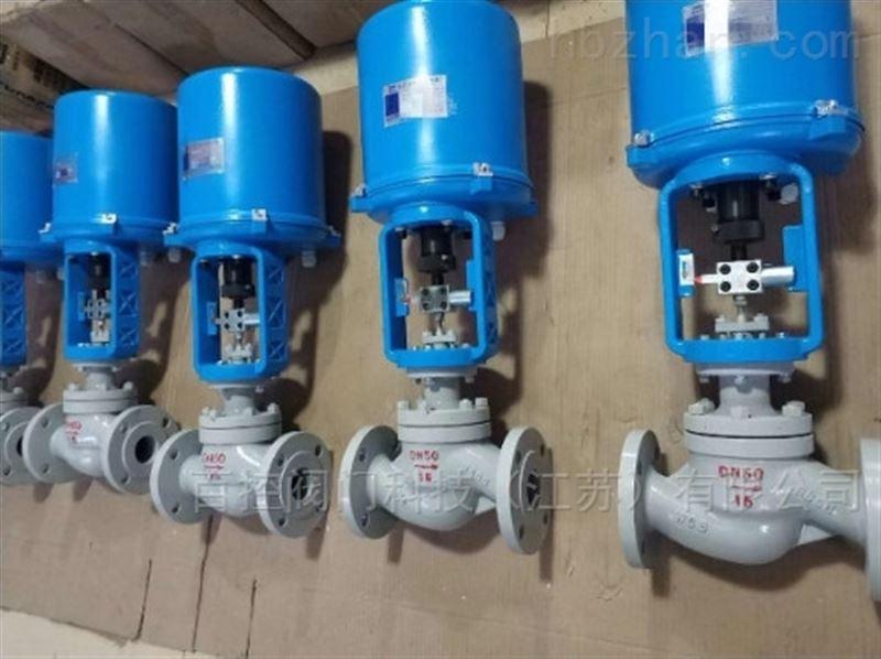 381L直行程电子式调节型电动执行器