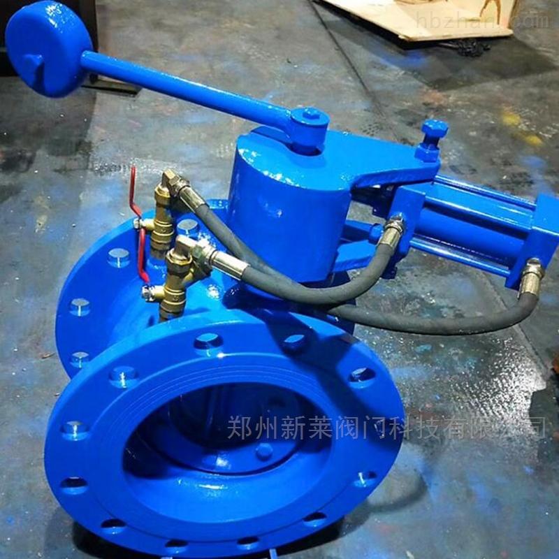 BFDZ701X液力自动控制止回阀