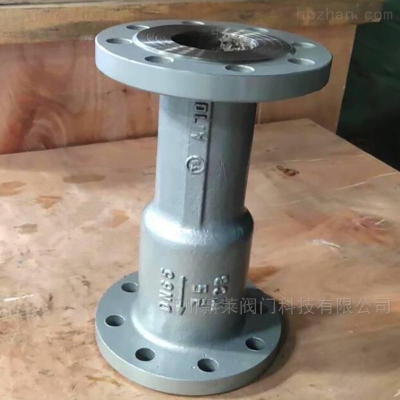 H41M-16高温立卧两用型止回阀