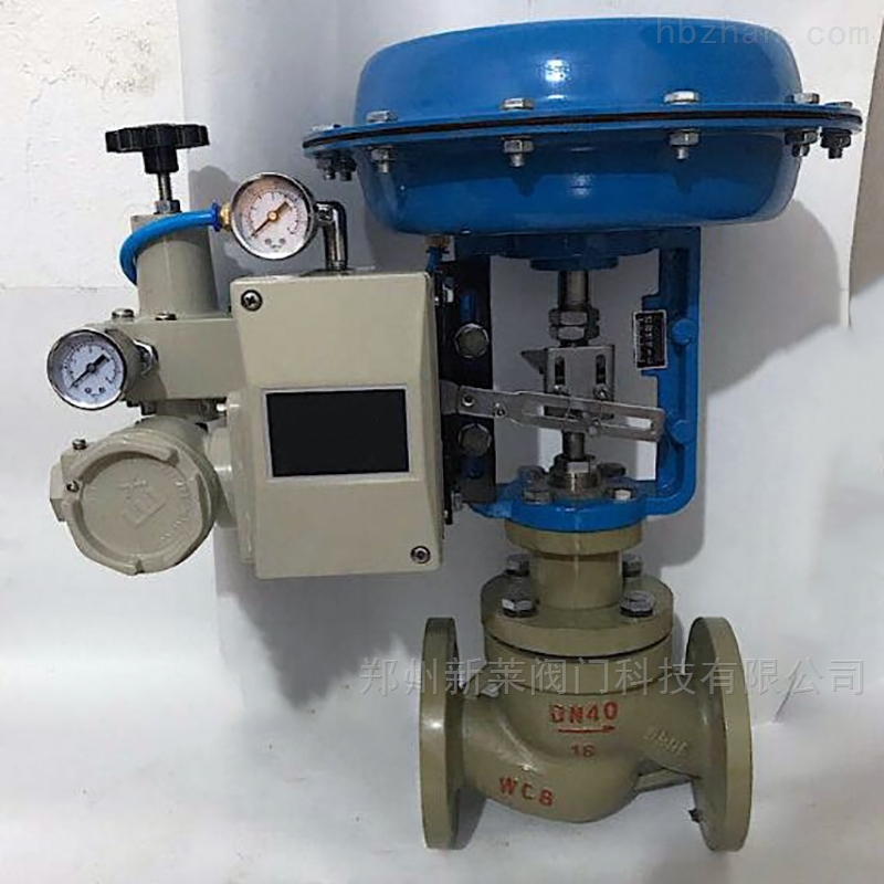 ZJHP-16C气动薄膜单座调节阀