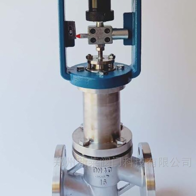 WZRLP-16C德标电动波纹管调节阀