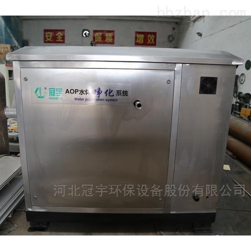 AOP羟基自由基设备AOP水体净化设备