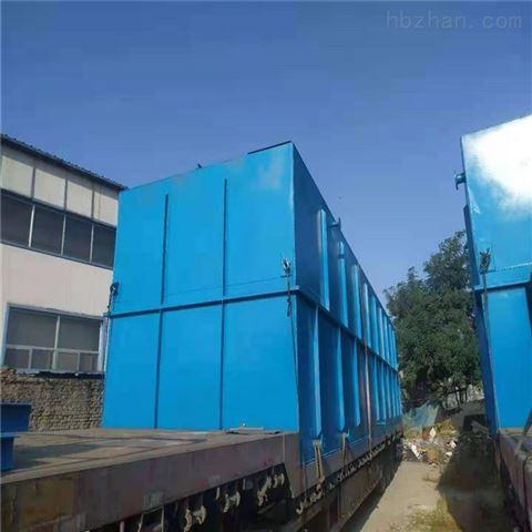 日处理3吨分散式一体化生活污水处理设备