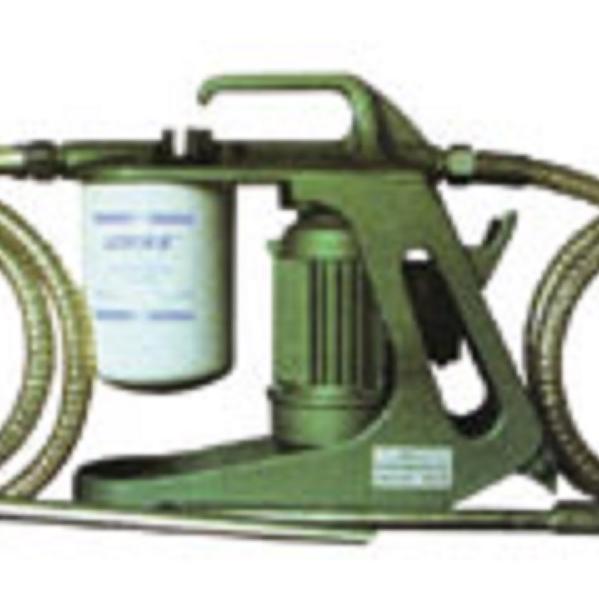 手提式高效滤油机