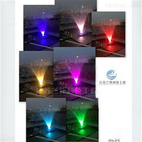 喷泉曝气机设备