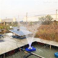 太阳能喷泉曝气机设备