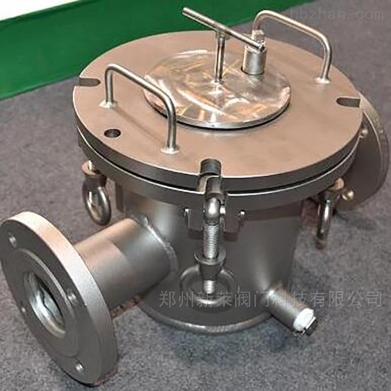 SCX不锈钢磁性过滤器