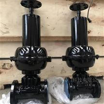 EG6BK41J-10气动常闭式英标隔膜阀