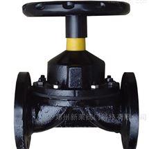G46J-10英标直通式隔膜阀