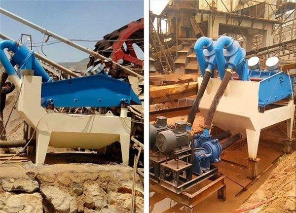 衡阳高频矿用振动筛,湖南细砂清洗回收机
