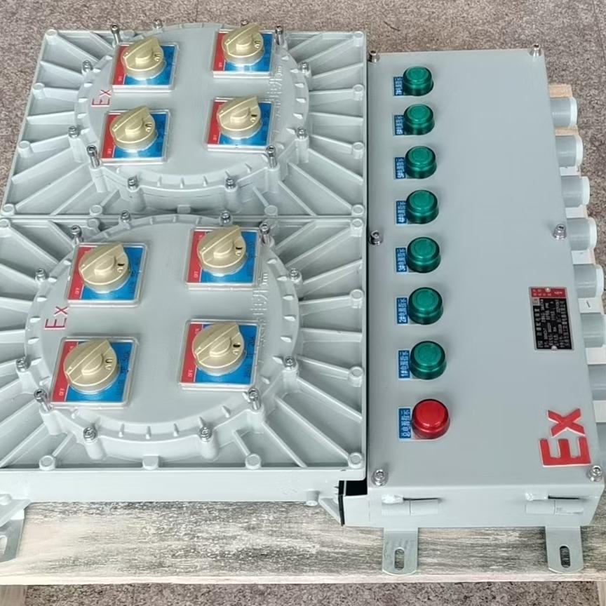 铝材质防爆控制箱