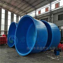 直径3米锥底养殖桶