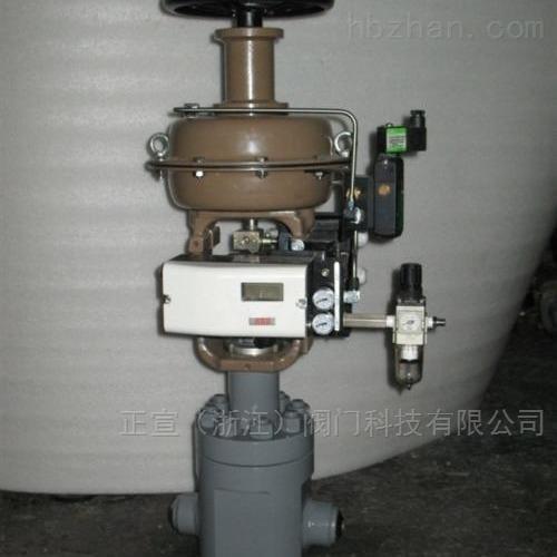 T668HY气动高压调节阀