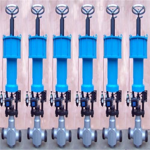 电站减温水气动调节阀