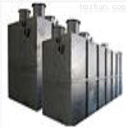 高浓度镀锌污水处理设备