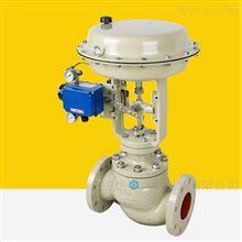ZJHP-16K流量控制气动薄膜单座调节阀