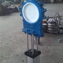 PZ673TC-10C气动陶瓷刀闸阀