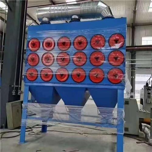 环振机械滤筒除尘器型款设计